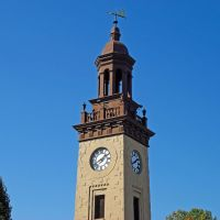 The National Watch and Clock Museum - Clock Tower - Columbia, Pennsylvania, Ист-Проспект