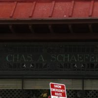 Charles A Schaefer Flower shop, Йорк