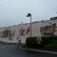 Childrens Home of York mural, Йорк
