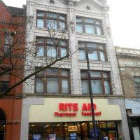 Rite Aid 40 West Market Street, York, PA, Йорк