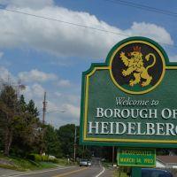 Enter Borough of Heidelberg, Карнеги