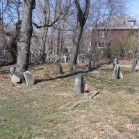 Ross Colonial Cemetery, Карнеги