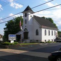 First Primitive Methodist Church, Carnegie, Карнеги