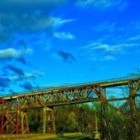 rr bridge, Карнеги