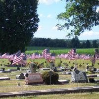 Venango Cemetery, Venango, PA 2, Кембридж-Спрингс