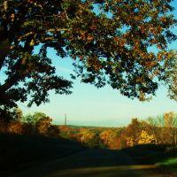Nice fall morning in Crawford County, PA, Кембридж-Спрингс