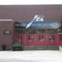 Edinboro University of Pa, Edinboro, PA - McCOMB FIELD HOUSE, Кембридж-Спрингс