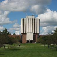 EDINBORO UNIVERSITY of PA, EDINBORO, PA - BARON-FORNES LIBRARY, Кембридж-Спрингс
