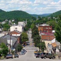 Bellefonte, Pennsylvania, Кокбург