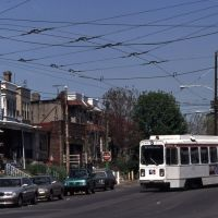 Philadelphia Trolley Route 13, Колвин