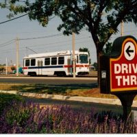 Island Ave. trolley, Philadelphia, Колвин