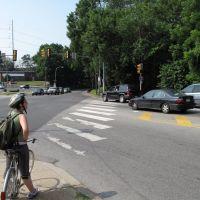 End of Cobbs Creek Bike Path, Колвин