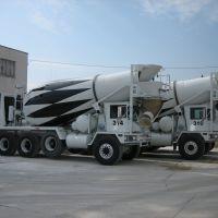 Action Supply Concrete Truck, Колвин