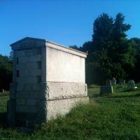 Mount Moriah Cemetery, Колвин