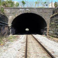 B&O train tunnel (west portal), Колвин