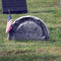 Revolutionary War grave Kingsessing Episcopal Church, Колвин