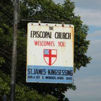 Kingsessing Episcopal Church, Колвин