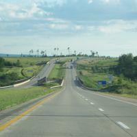 US 220 toward State College, Колледжвилл