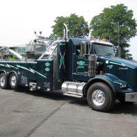 Janeway Tow Truck, Коншохокен