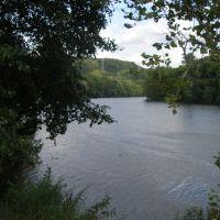Schuykill River, Spring Mill, PA, Коншохокен