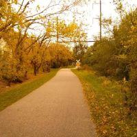 Schuylkill River Trail, Коншохокен