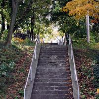 Steps to go to Crafton Park, Крафтон