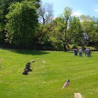 Chartier Cemetery, Крафтон