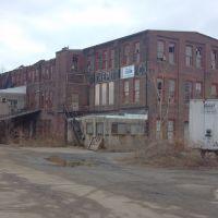 Old Thepitt  MFG company carniegie, Крафтон