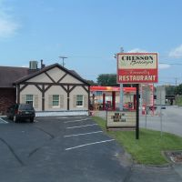 Cresson Springs Restaurant, Cresson, PA, Крессон