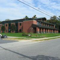 Fredricksen Library, Кэмп-Хилл