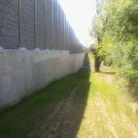 Approach to Culvert from the East, Кэмп-Хилл