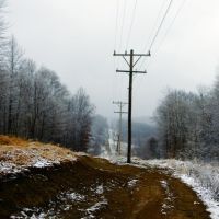 phone line trail, Лангелот