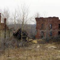 old Zinc plant, Лангелот