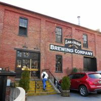 Lancaster Brewing Company, near the Historic Lincoln Highway, 302 North Plum Street, Lancaster, PA, Ланкастер