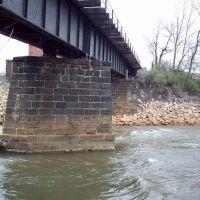 Bridge at Legion Keener, Латроб