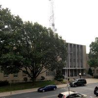 Lebanon County & City Building (1962) Lebanon, PA 8-2012, Лебанон
