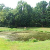 水塘 I-95旁, Левиттаун