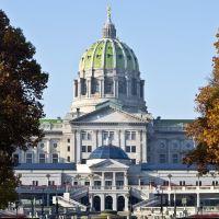 Pennsylvania State Capitol, Лемойн
