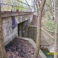 RR Bridge, Линнтаун