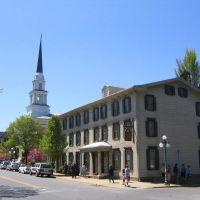 Market Street, Lewisburg, Линнтаун