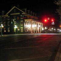 Lewisburg Hotel (night), Линнтаун