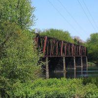 Lewisburg Rail Bridge, Линнтаун