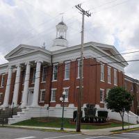 Union Co. Courthouse (1856) Lewisburg, PA 7-2013, Линнтаун