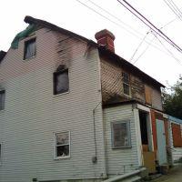 Burned out House, Мак-Кис-Рокс