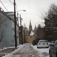 Street in McKees Rocks, Мак-Кис-Рокс