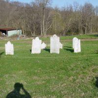Hupp Graveyard, Марианна