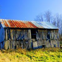 rusty roof, Марианна