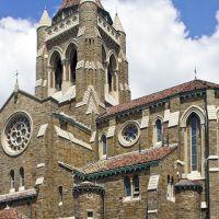 St Bernard Catholic Church, Маунт-Лебанон