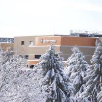 St. Clair Hospital in bilzzard, Маунт-Лебанон