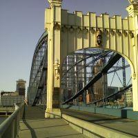Smithfield Stree Bridge, Pittsburgh, Pennsylvania, Маунт-Оливер